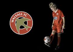 9 (Pete_Dobson) Tags: walsall ladies football club soccer tricks portraits nikon d750 d800 su800 sb900 sb910