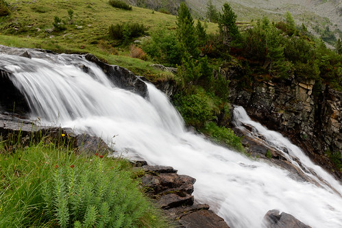 Riekenfall - Hiking Tour Reißeck
