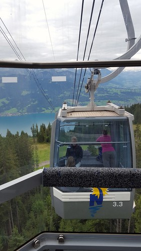 Niederhorn gondola