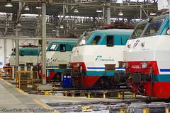 E444R_Milano_24maggio2017 (treni_e_dintorni) Tags: e444r e444046 milanogreco milanogrecopirelli züge deposito depot trenidintorni treniedintorni treni train