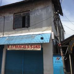 Fort Cochin, Kerala, India (Alkan de Beaumont Chaglar) Tags: india kochi cochin indian kerala malabar munnar inde indien hindu syrian catholic mattancherry ernakulam tamil nadu kathakali folklore tea plantation ghats alleppey aleppey onam