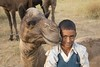 Pushkar Camel Fair (Rolandito.) Tags: india rajasthan pushkar camel fair indien boy portrait