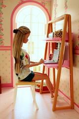 Happy Saturday! (Bogostick) Tags: dreamdatepj magicalmansion barbiefurniture