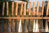 Turning springs into farm machetes (10b travelling / Carsten ten Brink) Tags: 10btravelling 2016 asia asie asien bolaven boloven carstentenbrink iptcbasic lao laos laotian mekong pakse salavan southeast southeastasia thateng xekong automotivespring chisel craftsman machete province river south tenbrink