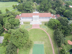 Fort Canning Park in Singapur
