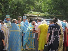 Відпуст в Преображенському храмі с.Балки