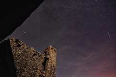 A great night last night with @irishskies #workshop for the #perseidmeteorshower at #bectiveabbey #meath   Just managed to get a glimpse of a #shootingstar and some satellites. Highly recommend their #astrophotography and #lunar workshop   #classicangles (ClassicAngles) Tags: nikon classicangles sigma10to20 perseidmeteorshower shootingstar bectiveabbey lunar sky workshop stars meath astrophotography darklightphotography