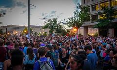 2017.08.13 Charlottesville Candlelight Vigil, Washington, DC USA 8124