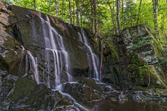 Rouse Falls (Daniel000000) Tags: waterfall north northwoods wisconsin falls nature landscape nikon trees forest