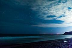 Lawrencetown Beach (langdon10) Tags: canada canon70d clearskies lawrencetown lawrencetownbeach nighttime novascotia shoreline stars longexposure outdoors