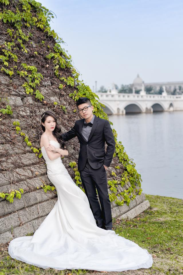 台南自助婚紗 奇美博物館 婚紗作品 Abby 031