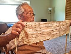 ROBERT YANO (akahawkeyefan) Tags: robertyano davemeyer veteran sash onethousandreddots 442 442regimentalcombatteam japanese internment