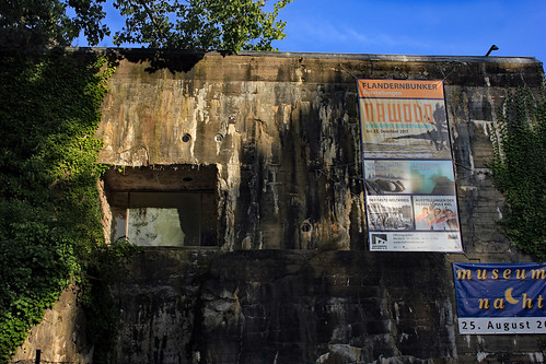 "Museumsnacht Kiel (02) Flandernbunker • <a style=""font-size:0.8em;"" href=""http://www.flickr.com/photos/69570948@N04/36501759820/"" target=""_blank"">View on Flickr</a>"