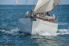 Spirit of Callisto view 1 (Matchman Devon) Tags: classic channel regatta 2017 paimpol spirit callisto