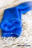 1021055 (wollstrumpf77) Tags: feetheater feetheaters feet warmer fuzzy kuschelsocken dickesocken thermal thick themal thermalsocks blau blue bluesock