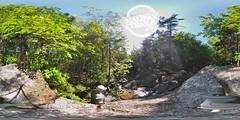 Pockwock Falls (HalifaxTrails.ca - Greg Taylor) Tags: pockwock falls waterfall 360 halifax hammonds plains annapolis road hiking nova scotia nature wilderness reserve watershed