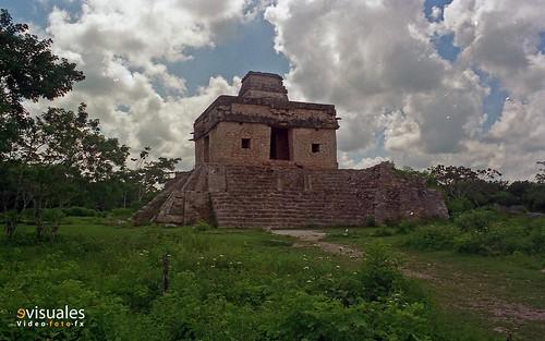 Dzibilchatun. Yucatán