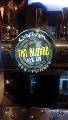 Oakham  - Tiki Blonde (DarloRich2009) Tags: oakhambrewery oakhamales tikiblonde oakhamtikiblonde beer ale camra campaignforrealale realale bitter handpull brewery