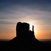 Mitten Sunstar (Paradox Images) Tags: monumentvalley arizona may2008 landscape 051908 sunrise visitorscenter themittens merricksbutte nearkayenta az usa