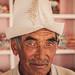 Man Portrayed in Kyrgyzstan