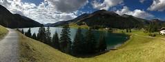 Davos (CANETTA Brunello) Tags: panorama acqua gr ch suisse svizzera grigioni davos lago