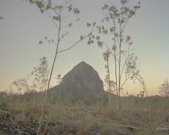 untitled by Chris Fagerlund - Mt Ttibrogargan, Glasshouse Mountains