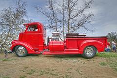 1946 Chevrolet Cabover Pickup (dmentd) Tags: hotrod streetrod custom