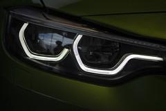 The look (Masoud Najari) Tags: museum exhibition showroom headlight grid concept conceptual bmw monochrome car