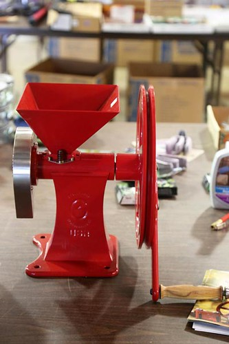 GrainMaker Grain Mill w/ Accessories ($1,064.00)