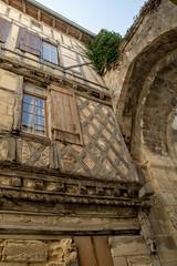 IMG_6178.jpg (Bri74) Tags: architecture entredeuxmers france house saintemilion timberframing