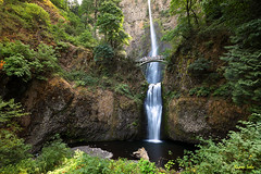 Multnomah moments (Ramen Saha) Tags: waterfall oregon multnomahfalls multnomah ramensaha portland landscape wishyouwerehere