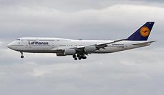 D-ABYK EDDF 17-06-2017 (Burmarrad (Mark) Camenzuli) Tags: airline lufthansa aircraft boeing 747830 registration dabyk cn 37835 eddf 17062017