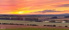 Amazing Sunset (Martin Sukup photography) Tags: sunset jiznimorava panorama tripod landscape czech republic southmoravia moravia lovely shot