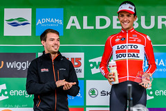 Combativity Award James Shaw-4038 (johnboy!) Tags: cycling 2017 stage 6 aldeburgh suffolk ovo tour tourofbritain ovotob finish