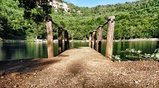 Sinizzo lake