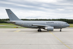 10+23 Germany - Air Force Airbus A310-304(ET) (buchroeder.paul) Tags: eddn nue nuremberg airport germany europe ground 1023 air force airbus a310304et