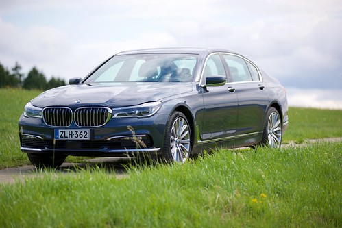 BMW 730 Ld XDrive G12 - 16