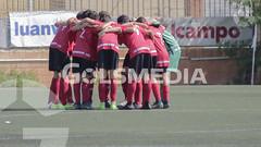 "Liga Autonómica Infantil. Alboraya U.D. ""A"" - C.F. Torre Levante ""A"""