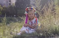 Masha (mazurkevych_s) Tags: ukraine kyiv portrait girl young sunlight nature light field