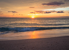New day...New Sunrise...New Morning...! (ravi_pardesi) Tags: fort lauderdale ft florida usa north america us southern orange landscape sky peaceful meditating morning sunrise summers 2016