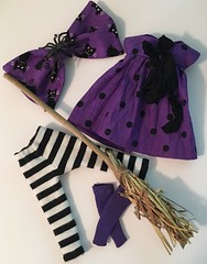 Halloween Complete Outfit For Blythe...