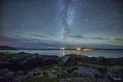 Scullomie Milky Way (bradders29) Tags: milkyway stars galaxy scullomie tongue nightsky longexposure scotland grahambradshaw