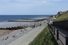 D17561.  Sheringham, North Norfolk. (Ron Fisher) Tags: sheringham norfolk northnorfolk coast sky eastanglia england gb greatbritain uk unitedkingdom europe sony sonyrx100iii sonyrx100m3 seaside