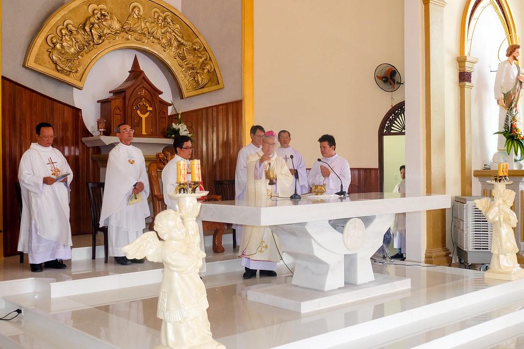 Thánh lễ tạ ơn khánh thành nhà thờ Hòa Cường – Giáo phận Đà Nẵng - Ảnh minh hoạ 37