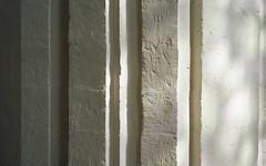 Pilar gradient (Frederik V Vaerenbergh) Tags: leica minilux portra kodak 160 portra160 filmphotography film filmisnotdead 40mm f24 summarit nofilter art europe leuven belgium 35mm yellow pastel church religion belgie louvain