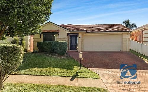 28 Winslow Avenue, Stanhope Gardens NSW