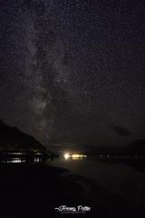 Loch Eil Starry Night (Jeremy Paton) Tags: scotland glencoe fortwilliam stars night starrynight milkyway loch water lake