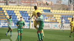 Villarreal CF B 2-0 UE Cornellà (24/09/2017), Jorge Sastriques
