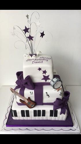 Parcel Cake