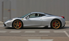 Ferrari, 458 Speciale, Hong Kong International Airport, Hong Kong (Daryl Chapman Photography) Tags: sam ferrari 458 italia speciale pan panning hkia clk italian smd canon 5d mkiii